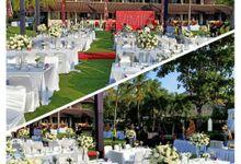 Event Dinner 200 Orang by Sekar Jagat Bali