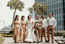 Wedding Rival & Inggrid 28 September 2019 by Priceless Wedding Planner & Organizer