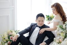 True love is eternal, It's equal, and pure... by Gorgeous Bridal Jakarta