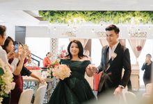 Samuel Dan Allysa Wedding by DESPRO Organizer