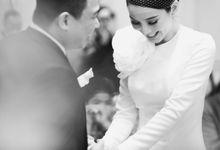 Wedding Billy & Jill Gladys 28 September 2019 by Priceless Wedding Planner & Organizer