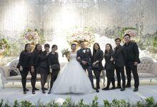 Nathan + Deasy (UNITY HALL) by Pure Organizer