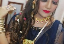 bridal makeover by Naazkhanmakeovers