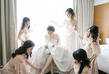 @aureliacw | #SachlireneCinderella Bridal Series I by SACHLIRENE TFOTA