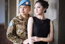 Prewed Andrew & Prayzilia by Gphotography
