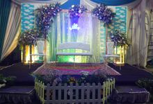 Resepsi & Photo Booth Decoration by Bmk Event Planner