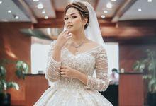 Wedding Of Anggi dan Data by Financial Club Jakarta