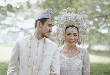 Dodo & Dian, Akad Nikah & Reception by Andie Oyong Project