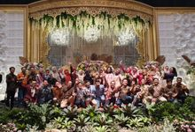 Debby & Bangun Wedding by HENRY BRILLIANTO