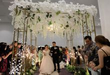 Denny & Ghevie Wedding by Elina Wang Bridal