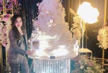 Grand Wedding Fair by Evergreen Cake Boutique