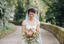 Fort Canning Park by Dorcas Floral