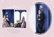 Starting at Forever & Ending at Never ❤ by Gorgeous Bridal Jakarta