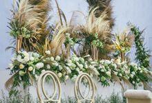 Grande Wedding 1000pax by CITTA Wedding