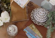 Luxury Byce Card Holder by Earl and Amy