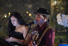 Lovia & Dani Wedding At Four Seasons Hotel by Josh & Friends Entertainment