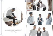 Together Forever ❤ by Gorgeous Bridal Jakarta