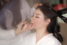 Coffee, Contour n Confidence ❤ by Gorgeous Bridal Jakarta