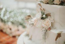 ANDREAS & DELLA by Amor Cake