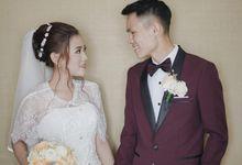 Wedding Of Alvin & Melati by Elina Wang Bridal
