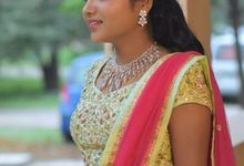 Bridal Make up by Anjalisri Makeover