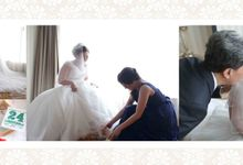 Two beat as one ❤ by Gorgeous Bridal Jakarta