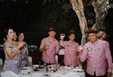 Wedding Reception Fredy & Dwitya by The Cakra Hotel Wedding Venue