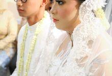 The Wedding Of Septiane Halfatnih Dan Iky by Dirasari Catering