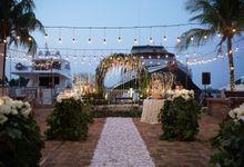 Wedding Sendy & Yenny by Batavia Sunda Kelapa Marina