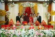 Engagement Of Angelica Evelyn & Hendra by Engagement Room