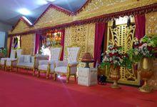 Pelaminan Aceh by Putri Ayu Wedding
