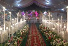 Pelaminan Rustic by Putri Ayu Wedding