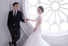 Ricky & Jessica Prewedding Session by Elina Wang Bridal
