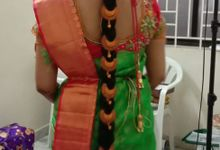 Mugurtham Look by Anjalisri Makeover