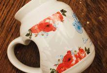 Mug Meme Love by Mug-App Wedding Souvenir