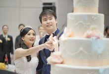 Wedding Of Christian & Melisa by Elina Wang Bridal