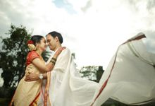 Hindu  Brahmin Wedding by Click Madi