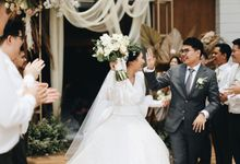 wedding monic and raynald by Vivi Valencia