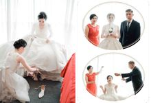 The greatest happiness ❤ by Gorgeous Bridal Jakarta