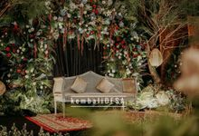 Rustic X Botanical Decoration by kembaliDESA
