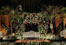 Rustic X Botanical Decoration by kembaliDESA