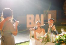 ' Once Upon A time ' by Just Married Bali Wedding