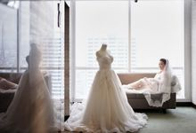 absolutely in love with you ❤ by Gorgeous Bridal Jakarta