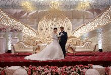 Jordan & Putri Wedding by DESPRO Organizer