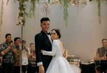 Levina & Sandhy Wedding At Novotel by Josh & Friends Entertainment