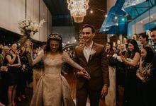 Reception Of Rico & Fabiola by Phantasia Organizer