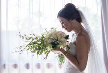 THE WEDDING OF TANIA & ADE by ODDY PRANATHA BRIDAL