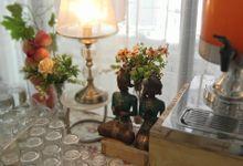 Rustic Wedding Bohemian by Dirasari Catering