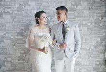 Wedding Of Deniel & Illa by Elina Wang Bridal
