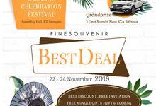 Fine Souvenir Best Deal 22-24 Nov JCC Senayan by Fine Souvenir